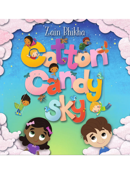 Cotton Candy Sky By Zain Bhikha (Hardcover) - Islamic Impressions