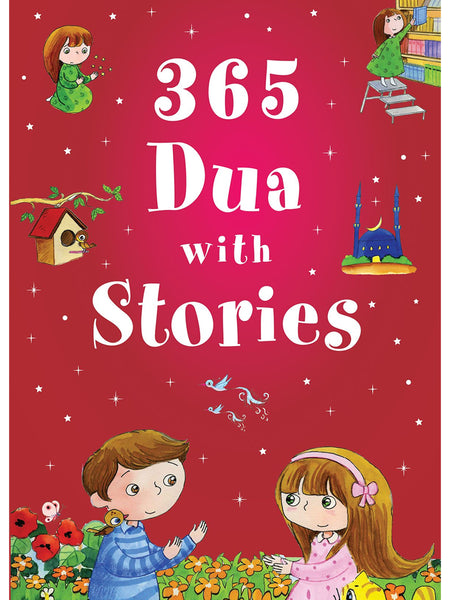 365 Dua With Stories HB - Islamic Impressions