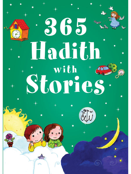 365 Hadith With Stories (Hardcover) - Islamic Impressions