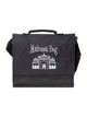 Children's Madrassah Bag - Black - Printed