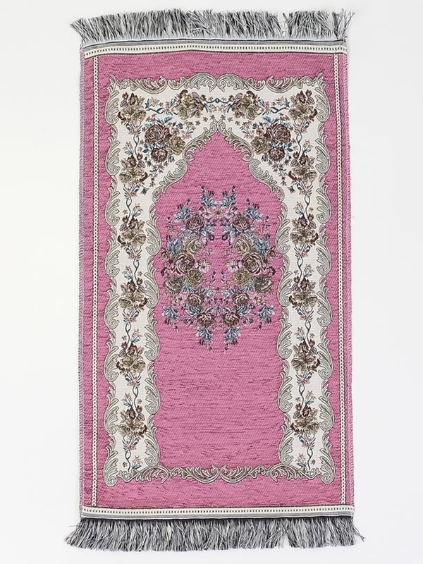 Childrens Prayer Mat - Floral - Islamic Impressions