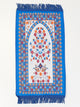 Childrens Prayer Mat With Flowers