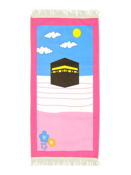 Kids Prayer Mats - Cartoon Style - Islamic Impressions
