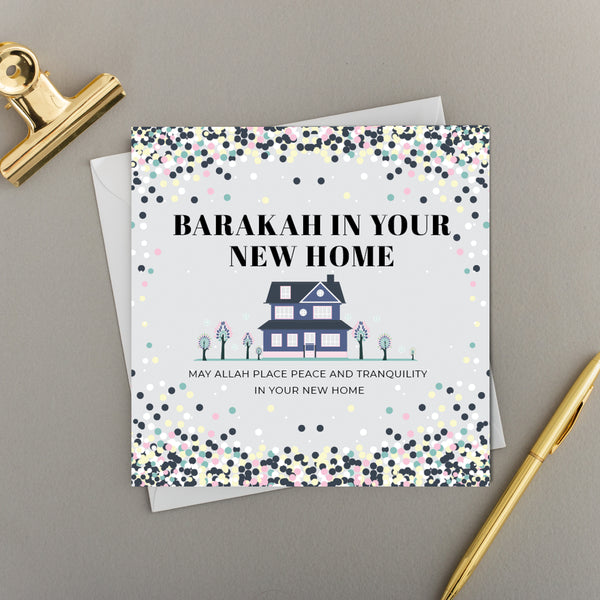 Barakah In Your New Home - Islamic Impressions