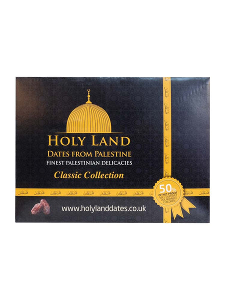 Medjoul Dates - Holy Land Classic - Large - 5KG - Islamic Impressions