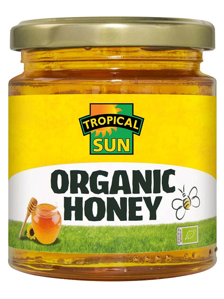 Organic Honey - Tropical Sun - 340g - Islamic Impressions
