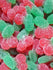 Fizzy Cherries Sweets - Heavenly Delights - 2p - 300 pieces Tub - Islamic Impressions