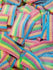 Sour Rainbow Belts Sweets - Heavenly Delights - 2p - 360 pieces Tub - Islamic Impressions