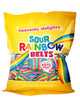Sour Rainbow Belts - Heavenly Delights - 80g Bag