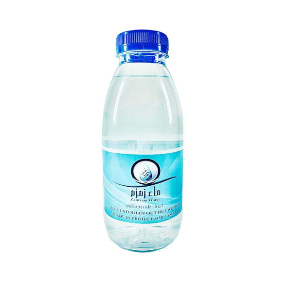 ZamZam Water - Bottle 250ml - Islamic Impressions