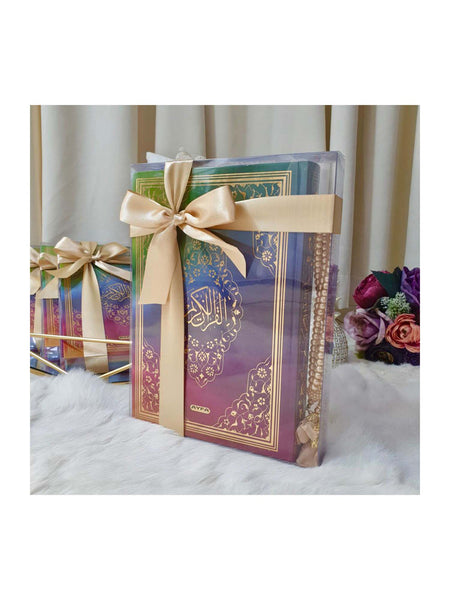 Gift Set - Interactive Rainbow Quran with Tasbeeh (1019)