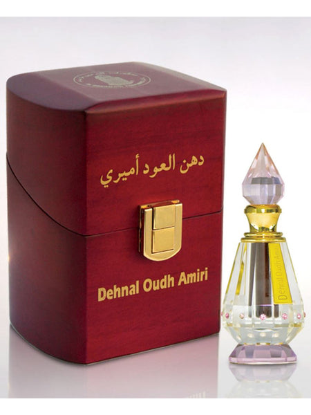 Haramain Dehnal Oudh Amiri By Al Haramain - 3ml Oud - Islamic Impressions