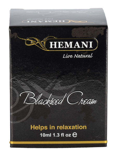 Blackseed Cream/Vapour Rub by Hemani - 10ml