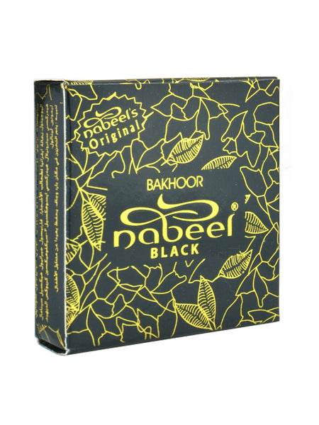 Bakhoor - Nabeel Black - 40gm (Incense) - Islamic Impressions