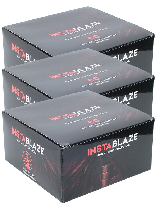 Charcoal - Instant Light Coal - (Three Boxes) - Islamic Impressions