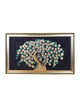 99 Names of Allah Tree Canvas With Frame