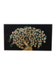 99 Names of Allah Tree Canvas
