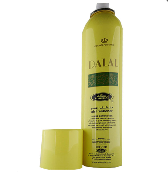 Home Air Freshener/Room Spray - Crown Perfumes - Dalal - 300ml