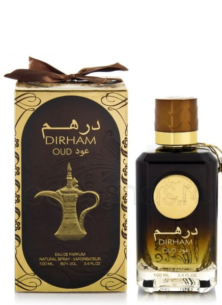 Dirham Oud by Ard Al Zafran 100ml EdP