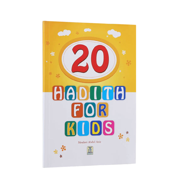 20 Hadith for Kids by Darussalam