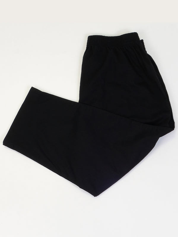 Mens Trousers - Black - Islamic Impressions