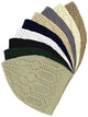 Mens Cotton Mercan Prayer Hat - One Size