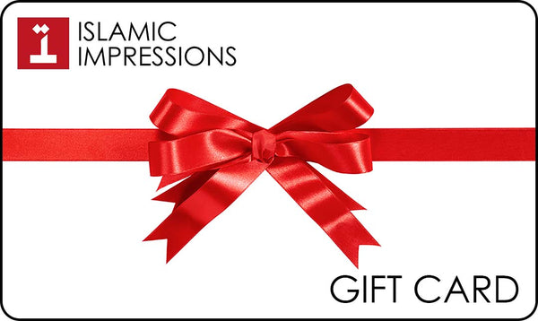 Online Gift Card - Islamic Impressions