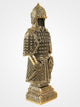 99 Names Of Allah Turkish Soldier Ornament - Gold