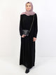 Womens Everyday Abaya - Stretchy Material