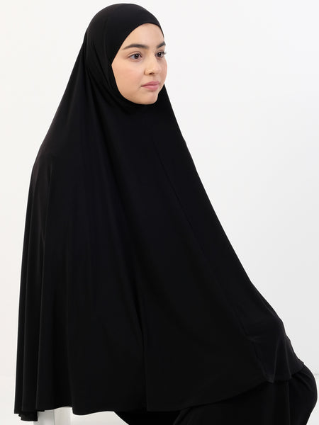Basic Long One Piece Hijab - Islamic Impressions