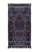 Extra Thick Memory Foam Velvet Prayer Mat - Boxed