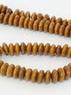 Brown Wooden Tasbeeh - 99 Beads