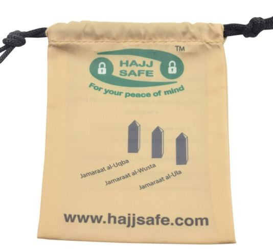 Stone Bag - Hajj Safe - £1.99 - Islamic Impressions