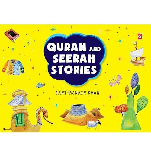 Quran And Seerah Stories (Hardcover) - Islamic Impressions