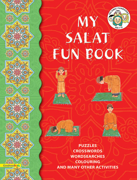 My Salat Fun Book - Islamic Impressions