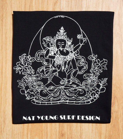 Nat Young Surf Design 'Tibetan Print'