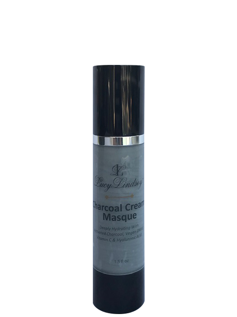 Charcoal Cream Masque This popular product is back ordered. Thank you for your patience.