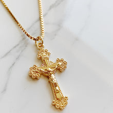 Load image into Gallery viewer, CRUCIFIX NECKLACE