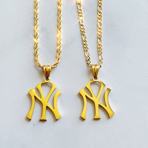 NEW YORKER NECKLACE
