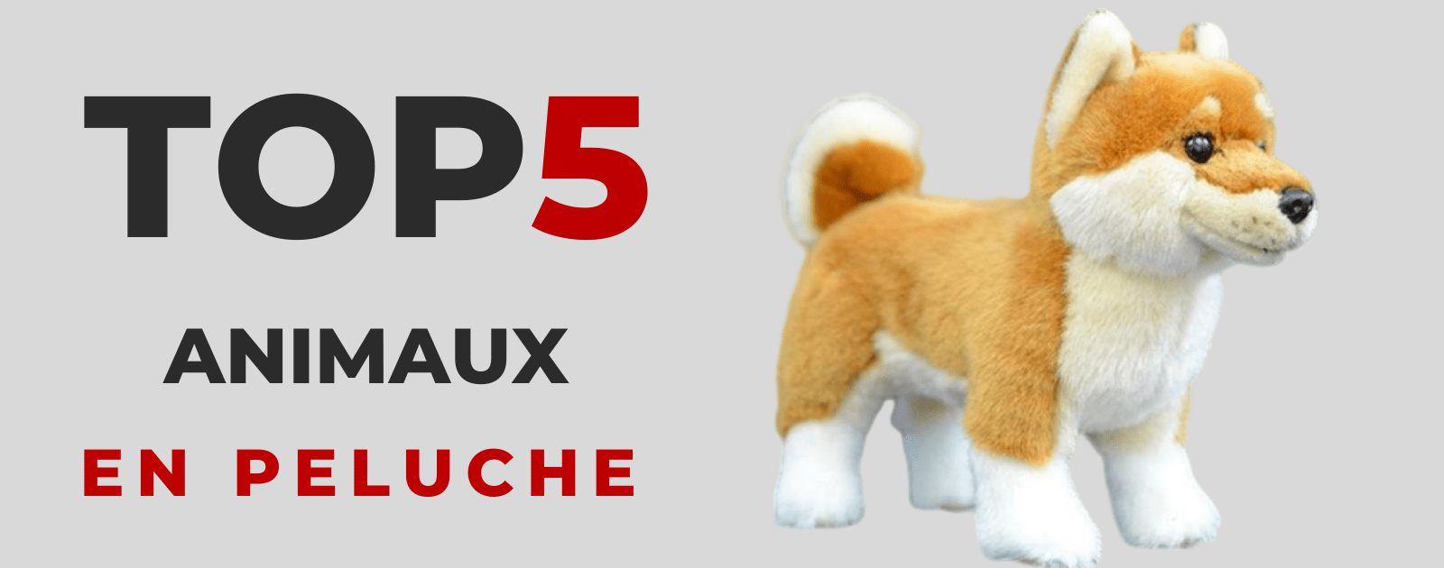 Classement peluches animaux