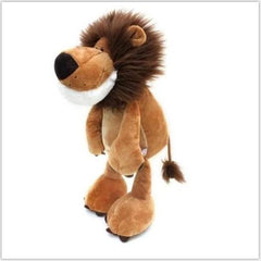 Peluche lion cartoon