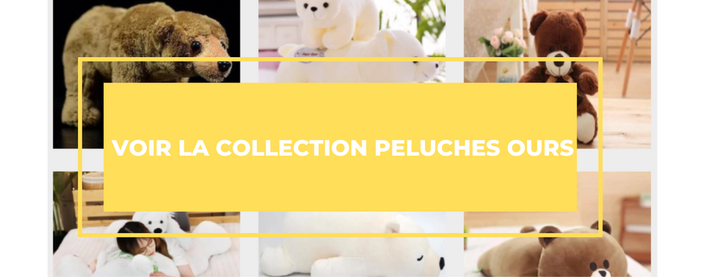 Peluches ours