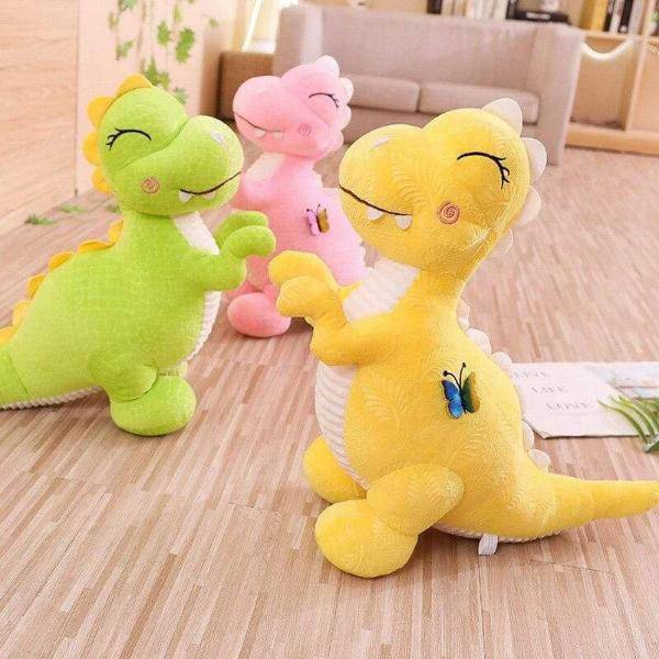 Peluche t-rex cartoon