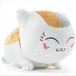 Peluche chat  rond