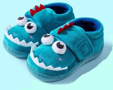 Chaussons dinosaures gourmands