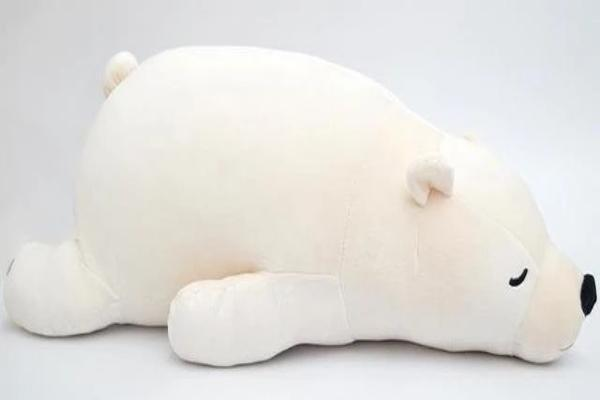Peluche ours polaire kawaii