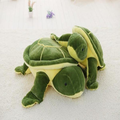 Peluche tortue aquatique