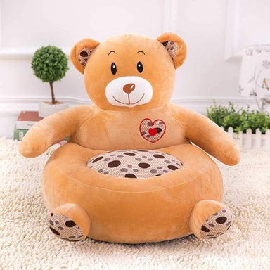 Fauteuil ours kawaii