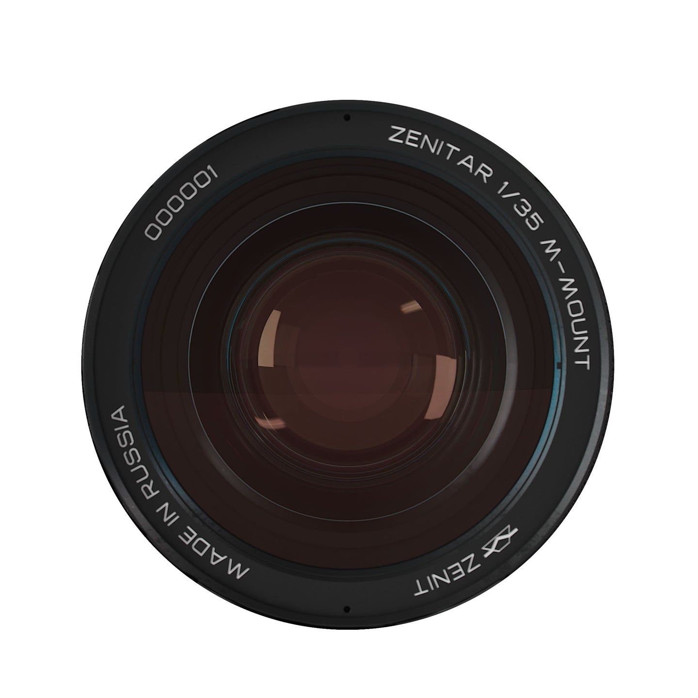 35mm f/1.0 Zenitar for Zenit-M or Leica M cameras
