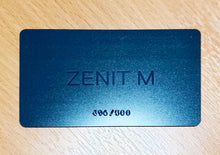 Load image into Gallery viewer, Zenit-M Limited Edition Camera - Silver Demo